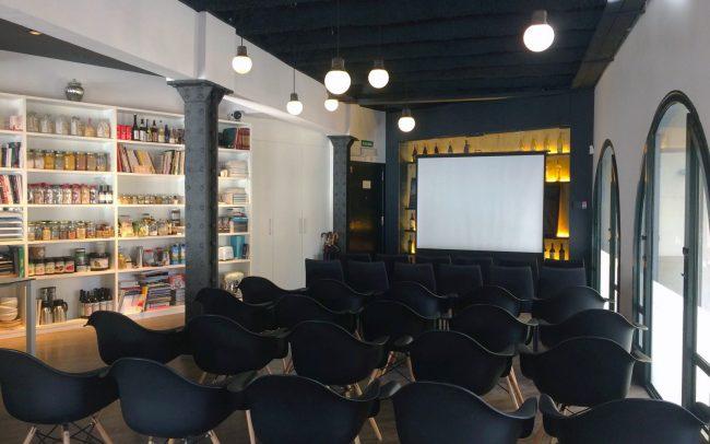 Alquiler de Sala para Reuniones en Barcelona_ auditorio