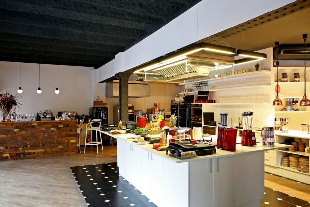 Taller de Cocina Team Building La Foodieteca