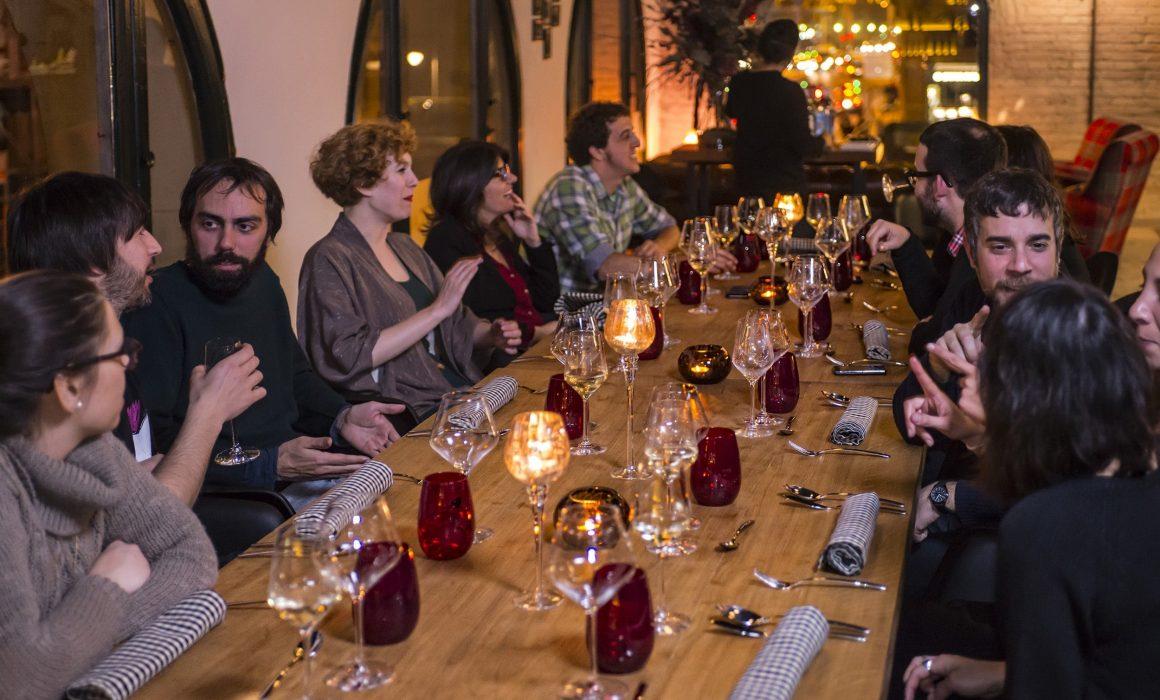 Cena Eventos Show Cooking Barcelona