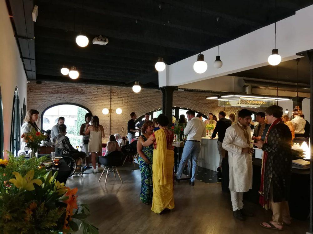 Boda India en La Foodieteca