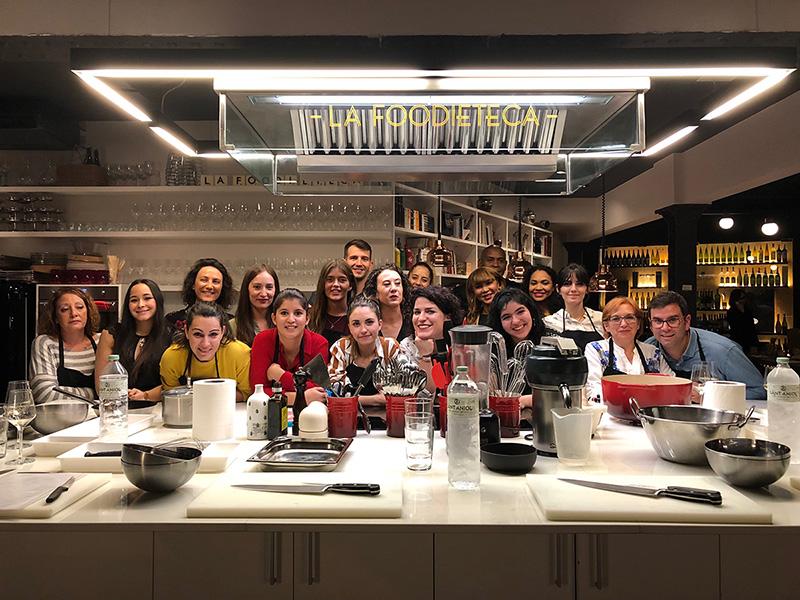 Taller de cocina_ Foto grupo